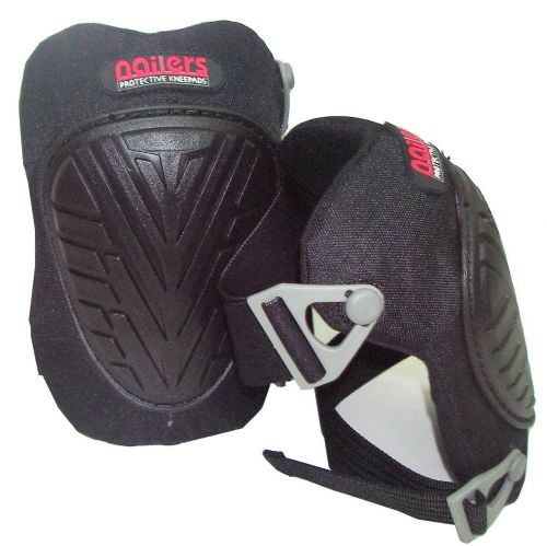 Nailers K1 Foam Swivel Knee Pads Hard Cap Flooring
